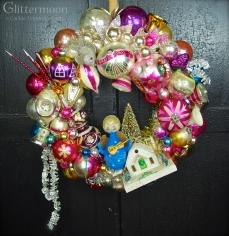 """Susan's Pink Memories (Custom Order) 20"""" diamater $295 **SOLD**"""