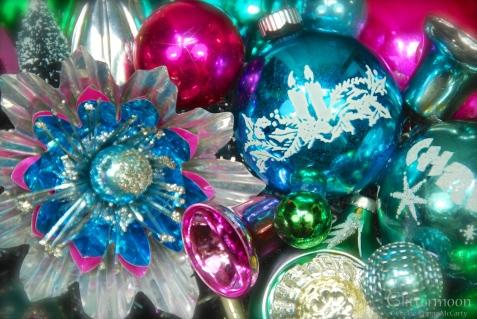 Detail from Joy-Full Wreath