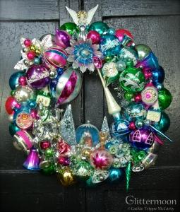 "A Joy-Full Wreath 20"" Diameter - Custom Order - SOLD"