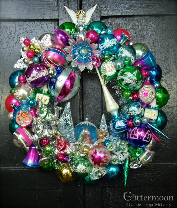 A Joy-Full Wreath