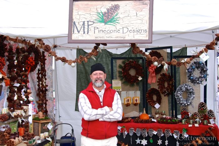 Michael Pappa.  MP Pine Cone Designs.