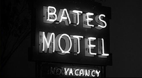 Psycho 1960 Alfred Hitchcock Bates Motel pic 5