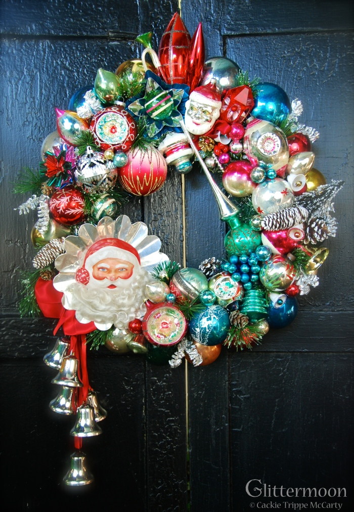 Christmas in the Woods Wreath