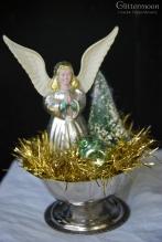 Mini Angel Topiary