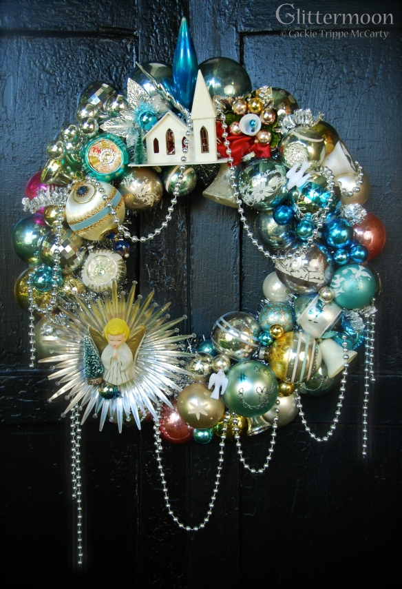 Angel of the Morning Wreath