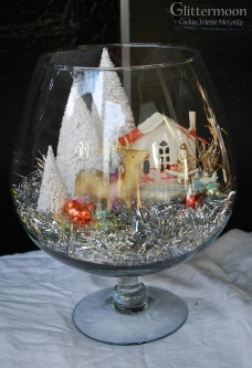 Christmas in a Brandy Snifter