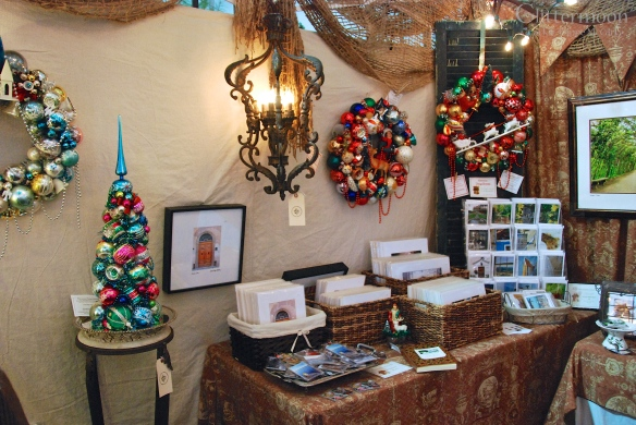Glittermoon Booth at Country Living Holiday Bazaar 2013 (7)