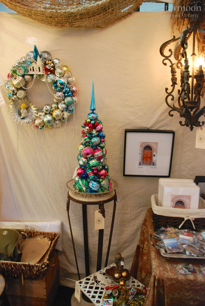 Glittermoon Booth at Country Living Holiday Bazaar 2013 (8)