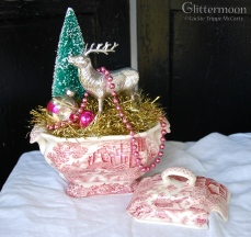 Pink Tureen *SOLD*