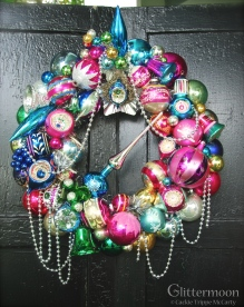 Carnivale Wreath