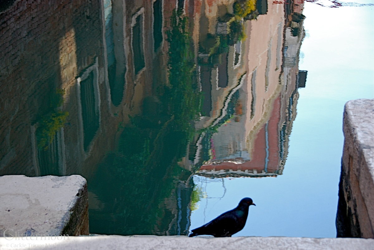 Weekly Photo Challenge: Reflections in Venice