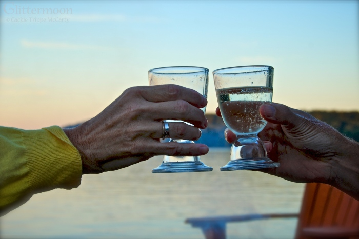 A toast to summer