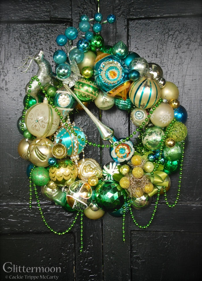 Sea Green Wreath