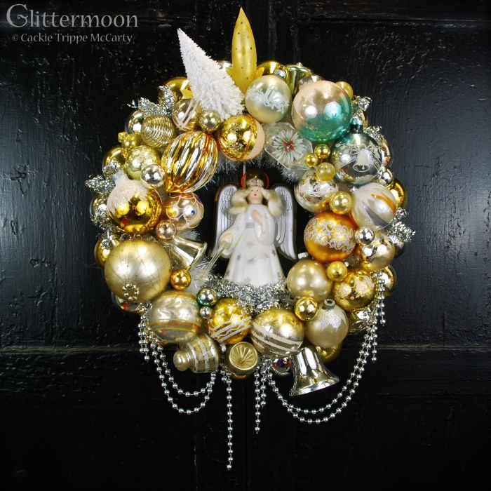 Angel Glow Wreath