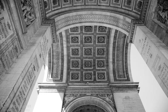 Arc de Triomphe 2014