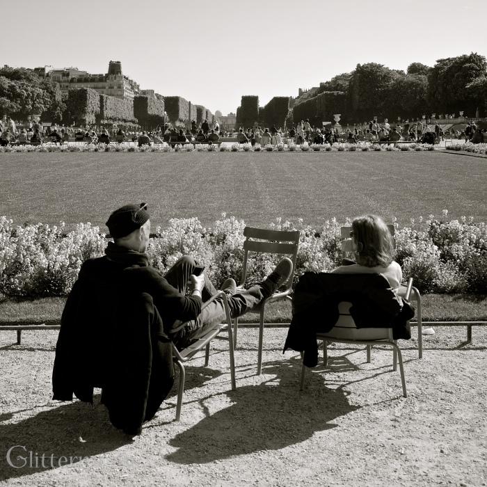 Jardin du Luxumbourg - Paris