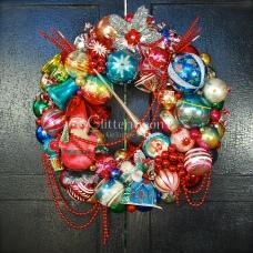 Santa's Watching-Available at Beekman1802.com *SOLD*