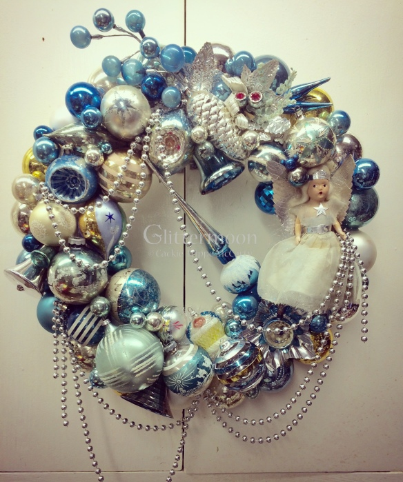 Shabby Sweet Wreath