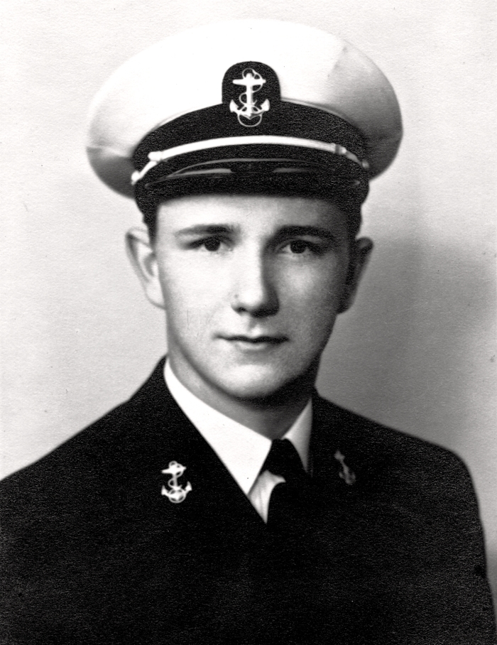 Lt JG Barclay Haskins Trippe, Jr