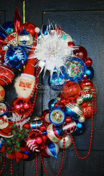 Detail of Patriotic Parade Wreath (2)