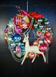 Oh, Deer Wreath $295 *SOLD*