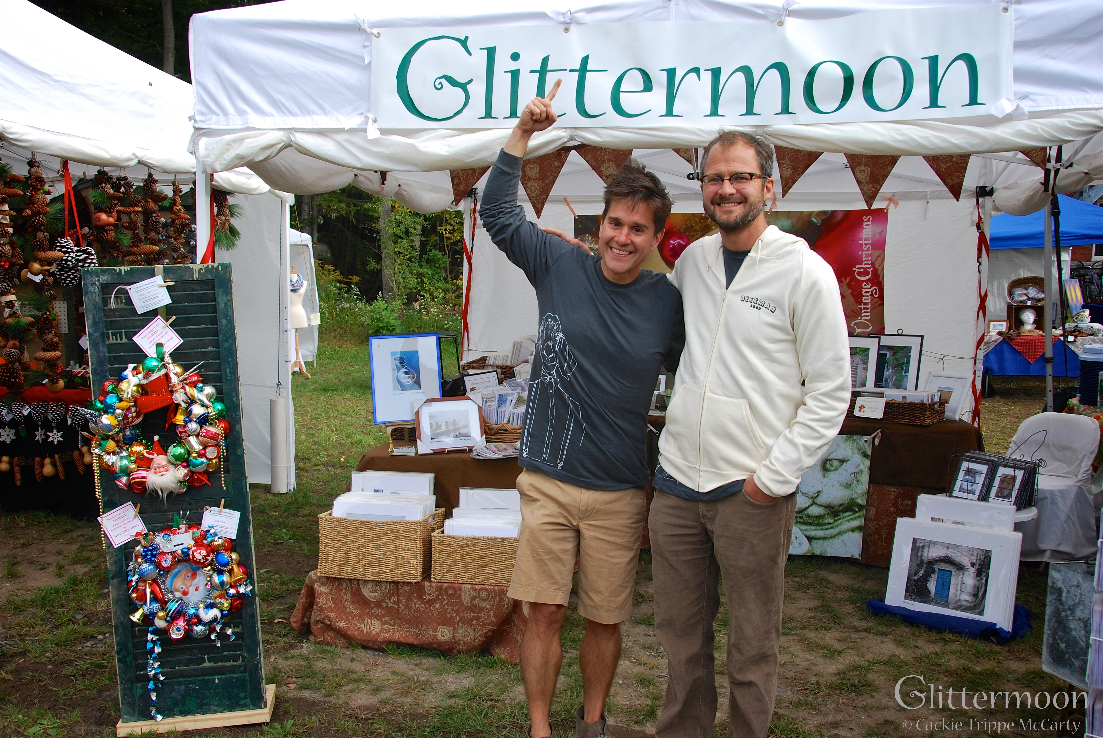 Brent and Josh at the Glittermoon Tent.jpg