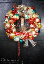 Elfie Bells Wreath