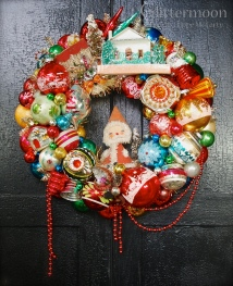 Santa's House $265-SOLD