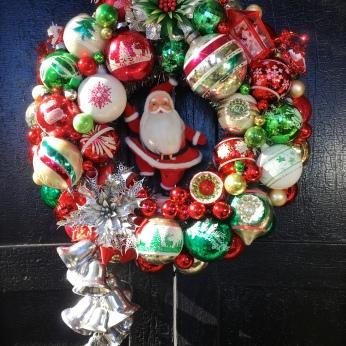 Santa's Dancing Bells $265 - SOLD
