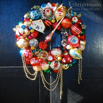 Mrs Goat's Wreath - Available on Beekman1802.com - SOLD