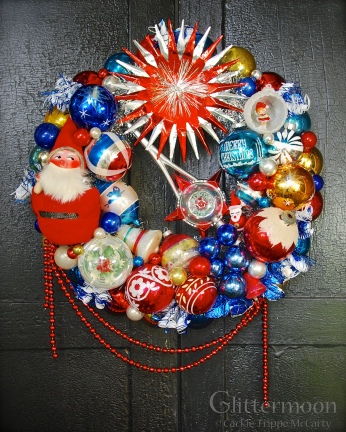 Star-Spangled Santa *SOLD*