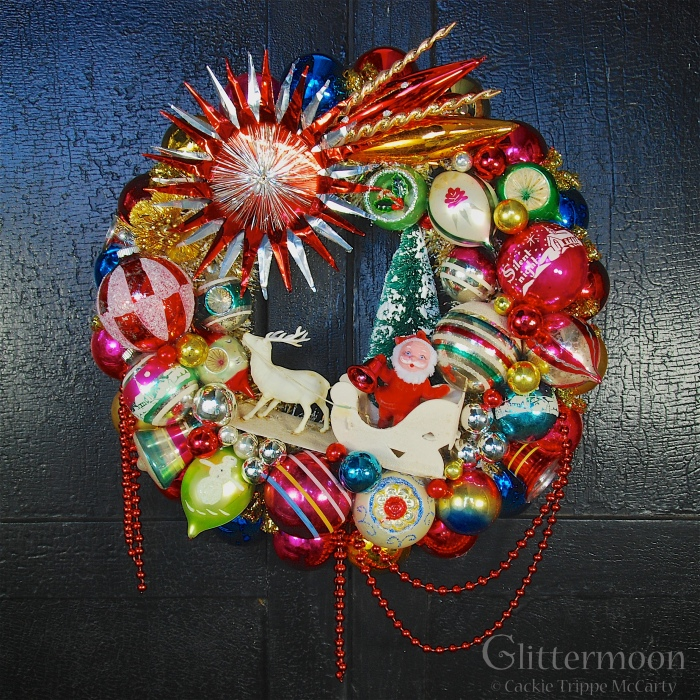 Christmas Journey Wreath